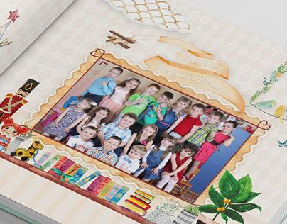 Photo Album Illustration 2