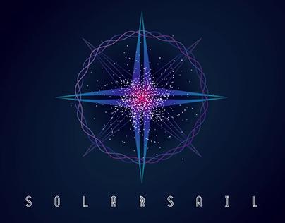Solarsail Logo Animation