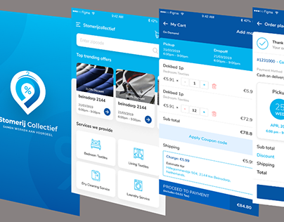 Mobile Application Development for Laundry Services