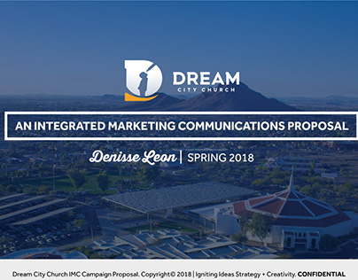 Integrated Marketing and Communications Proposal