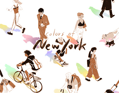 Color of New York