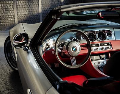 BMW Z8 (full CGI)