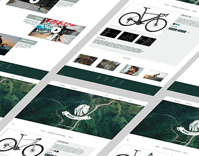 Bicycle shop 4 webpage 🚲