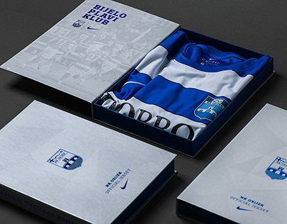 Nk Osijek - Jersey Packaging