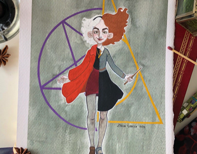 Sabrina vs Hermione