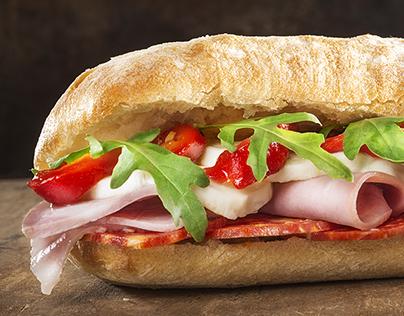 Italian Style Sandwich
