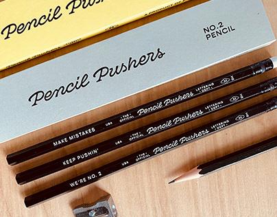 Pencil Pushers Ethos Set