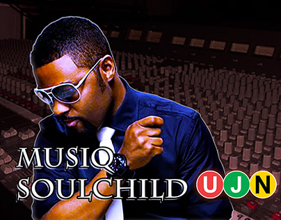 Musiq Soulchild at the Carolina Soul Music Festival
