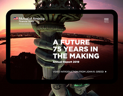 Mutual of America 2019 Annual Report