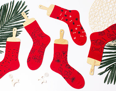 Red Lucky Socks For 2018