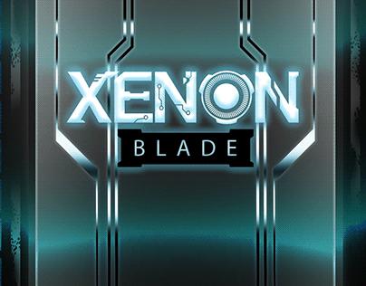 Xenon Blade complete game art