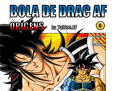 BOLA DE DRAC AF ORÍGENS Nº 6 (EDICIÓ EN CATALÀ)