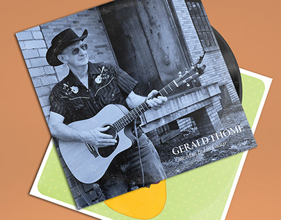 Gerald Thome Album Packaging