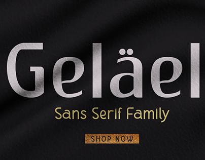 GELAEL - FREE ELEGANT FONT