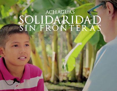 Solidadridad sin Fronteras // Achaguas