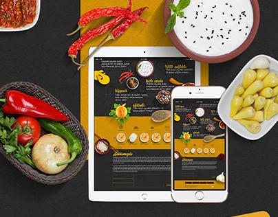 Çankaya Mangal Website