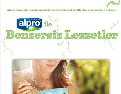 ALPRO Facebook App