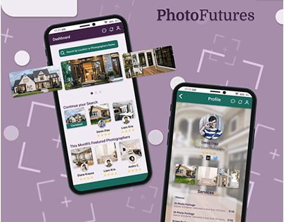 Designing A Real-Estate Photography Mobile Marketplace