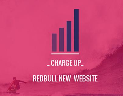 Redbull Website