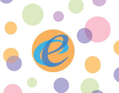 ECurls - Packaging & Logo