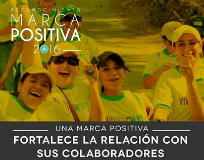 Marca Positiva 2016