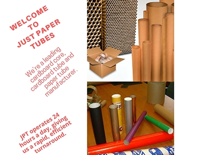 Just Paper Tubes