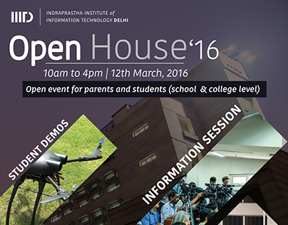 Research Showcase'16 | OpenHouse Banners