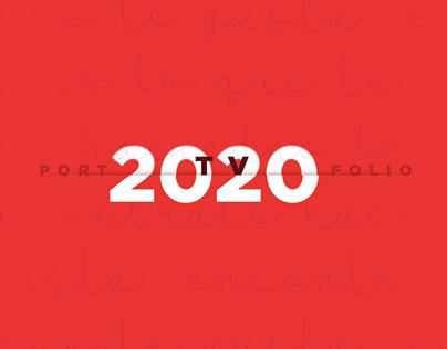 PORTFOLIO 2020 - TV