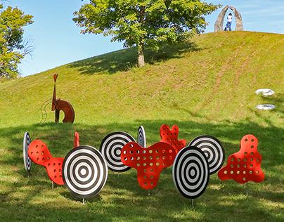 Visual Playground - Sculpture