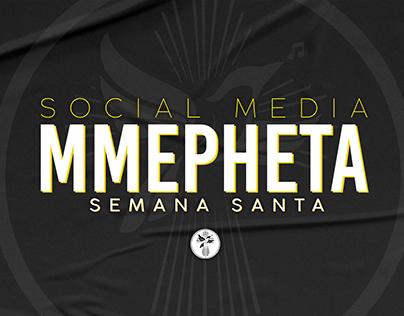 Social Media - Semana Santa - MME Epheta