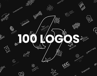 100 LOGOS