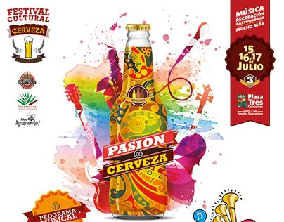 Festival Cultural de la Cerveza, Aguascalientes