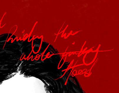"""Red Riding Hood"" (Illustration)"