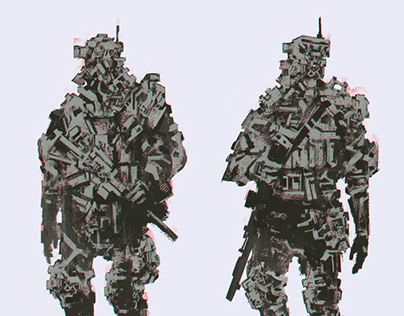 Cyber Soldiers