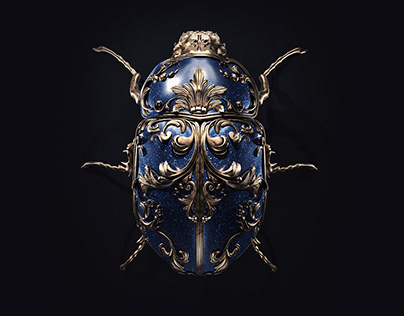 Jewel insects