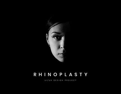 Rhinoplasty UI/UX Design Project