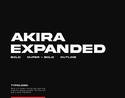 Akira Expanded - Display