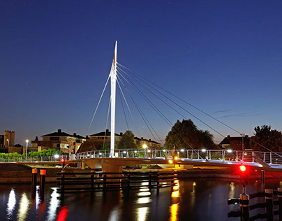 Swing Bridge, Rijswijk