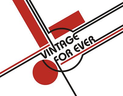Vintage For Ever