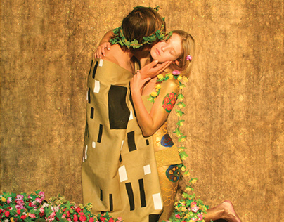 The Kiss by Stefanie Walzl & Claudia Brits