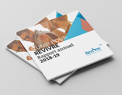Rapport annuel - Revivre