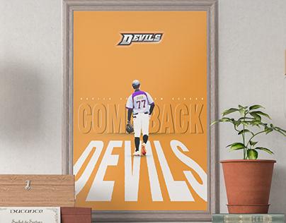 Baseball come back