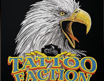 Tattoo Faction - Screaming Eagle