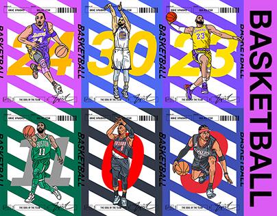 NBA-一人一城