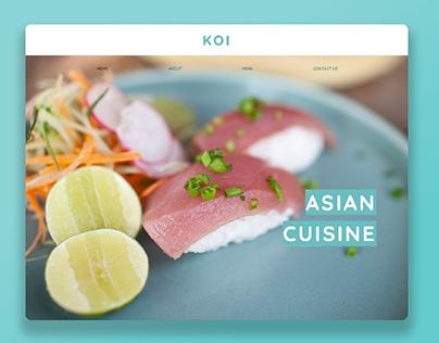 Koi Batu Bolong Website