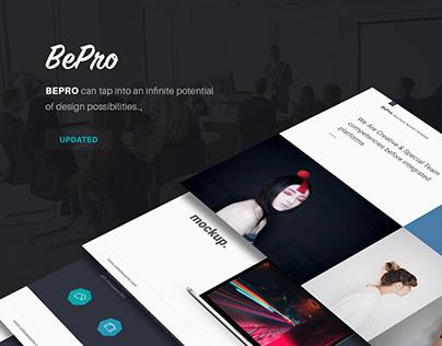 BePro - Business & Multipurpose Template (v2)