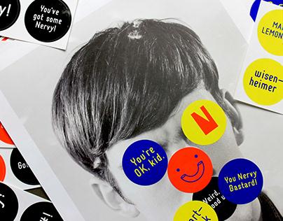 NERVY Promotional