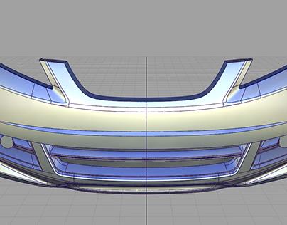 Honda Edix Alias Work