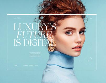 Fashion E-commerce (Web Design, UI/UX & Branding)