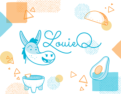 Louie Q | Branding & Identity